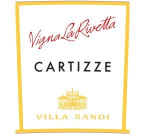 Villa Sandi - Brut Valdobbiadene Superiore di Cartizze Vigna La Rivetta label