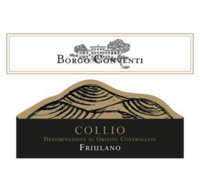 Borgo Conventi - Friulano