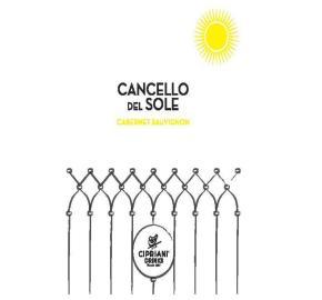 Cancello del Sole - Cabernet Sauvignon label