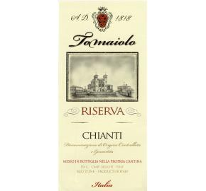 Tomaiolo - Chianti Riserva label