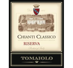 Tomaiolo - Chianti Classico Riserva