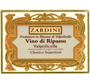 Zardini - Valpolicella - Ripasso