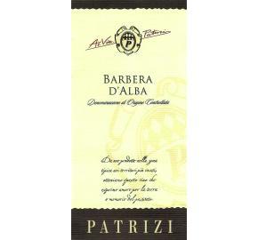Patrizi - Barbera D'Alba
