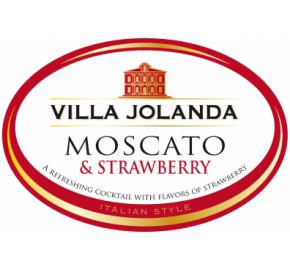 Villa Jolanda - Moscato and Strawberry