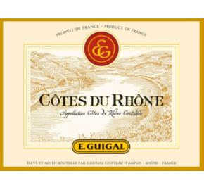 E. Guigal - Cotes du Rhone Rouge