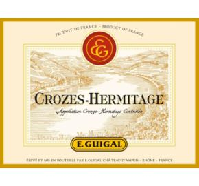 E. Guigal - Crozes-Hermitage - Red