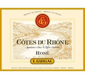 E. Guigal - Cotes-du-Rhone - Rose