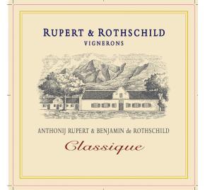 Rupert & Rothschild - Classique label