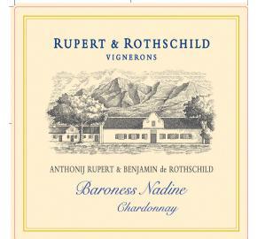 Rupert & Rothschild - Chardonnay - Baroness Nadine label