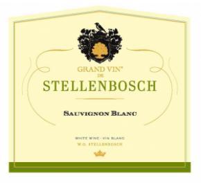 Stellenbosch - Sauvignon Blanc label