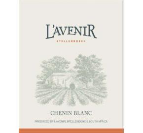 L'Avenir - Provenance Chenin Blanc label