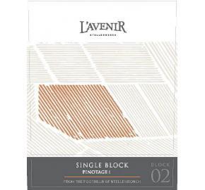 L'Avenir - Provenance Pinotage label