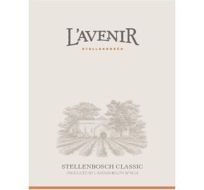 L'Avenir - Stellenbosch Classic label
