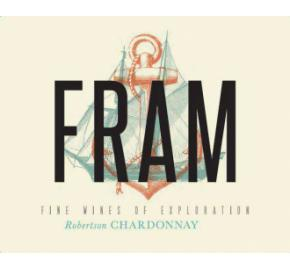 FRAM - Chardonnay label