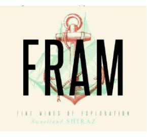 FRAM - Shiraz label