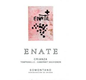 Enate - Crianza label