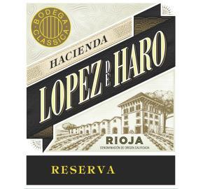 Hacienda Lopez de Haro - Reserva