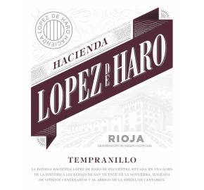 Hacienda Lopez de Haro - Tempranillo