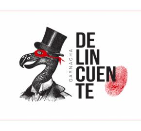 Delincuente - Garnacha label