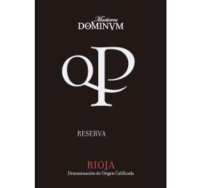 Dominum QP - Reserva Rioja