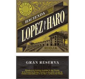 Hacienda Lopez de Haro - Gran Reserva