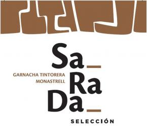 Sa Ra Da - Seleccion Garnacha label