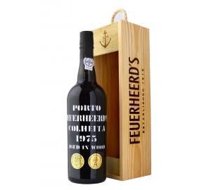 Feuerheerd's - Colheita Port label