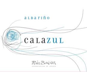 Calazul - Albarino label