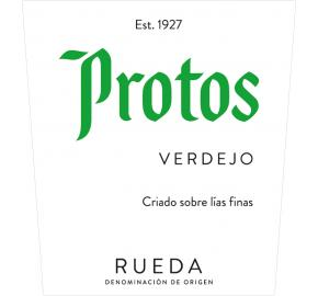 Protos - Verdejo label
