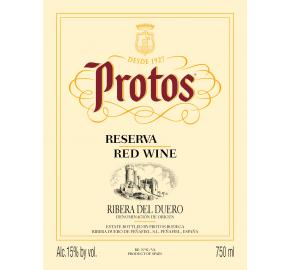 Protos - Reserva label