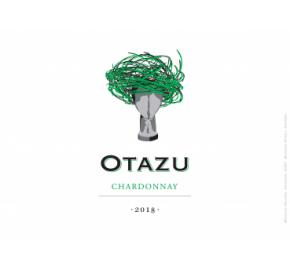 Otazu - Chardonnay label