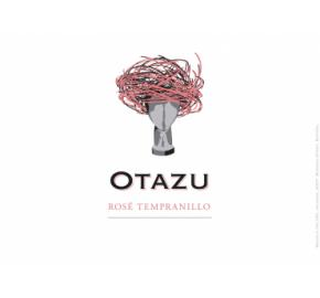 Otazu - Rose Tempranillo label
