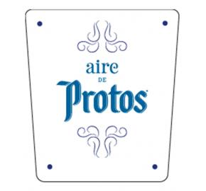 Aire de Protos Rosé label