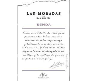 Las Moradas de San Martin - Senda label