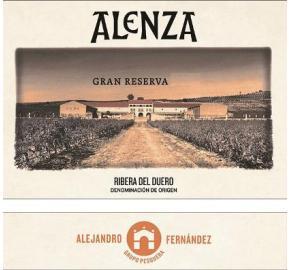 Grupo Pesquera - Condado De Haza Alenza Gran Reserva label