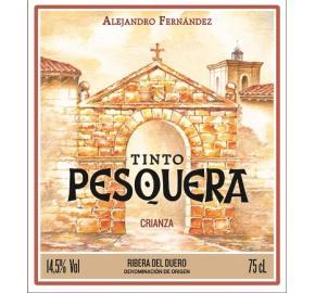Tinto Pesquera Crianza label