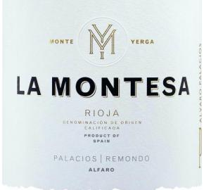 Palacios Remondo - La Montesa label