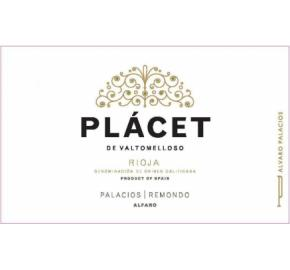 Palacios Remondo - Placet label