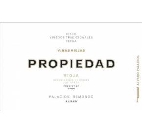Palacios Remondo - Propiedad label