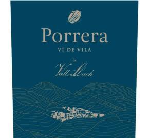Vall Llach - Porrera label