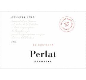 Perlat - Montsant - Garnatxa label