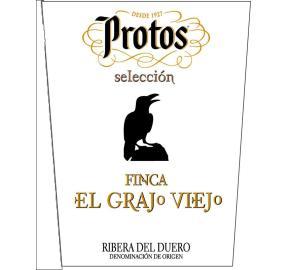 Protos Seleccion - Finca El Grajo Viejo label