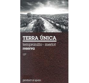 Terra Unica - Tempranillo - Merlot Reserva