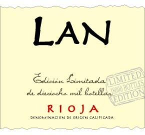 Bodegas LAN - Edicion Limitada - Rioja