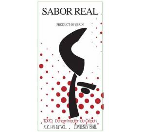 Sabor Real - Toro label