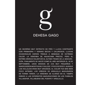 Telmo Rodriguez - Dehesa Gago