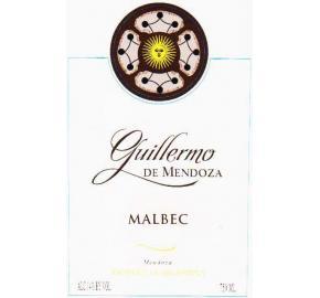 Guillermo de Mendoza - Malbec