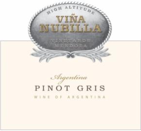 Vina Nubilla - Pinot Gris