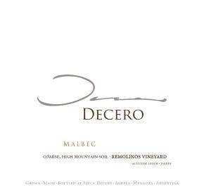 Finca Decero - Malbec