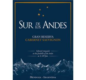Sur de Los Andes - Cabernet Sauvignon - Gran Reserva